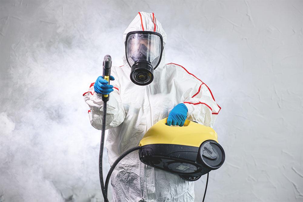 Nebulizzatore Superfici e ambiente